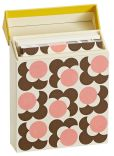 Product Image. Title: Orla Kiely 3D Flower Boxed Note Cards Set of 12