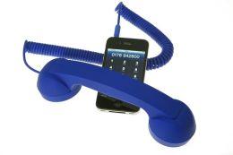 Native Union POP Phone Retro Handset for iPhone/Blackberry and Smartphones - Blue