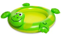 Inflatable Turtle 3- in- 1 Play Center