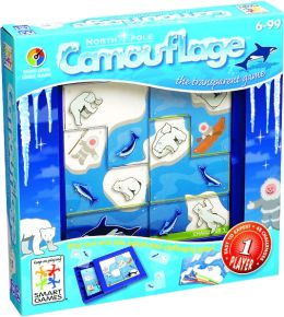 Camouflage North Pole One Player Logic Game