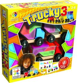 Trucky 3 One Player Logic Game