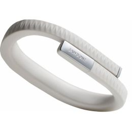 Jawbone UP Fitness Tracking Bracelet - Size Small in Gray
