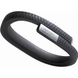 Jawbone UP Fitness Tracking Bracelet - Size Large in Black