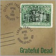 Dick's Picks, Vol. 26: 4/26/69 Electric Theater, Chicago, IL/ 4/27/69 Labor Temple, Min