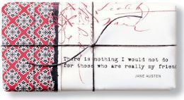 Jane Austen ''There is Nothing'' Quote Soap 7oz