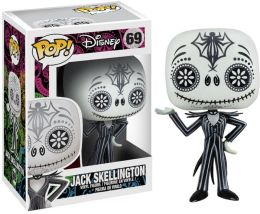 POP Disney: Day of the Dead Jack Skellington