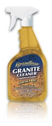 CFI 03603 Grandioso Granite Cleaner Qt.