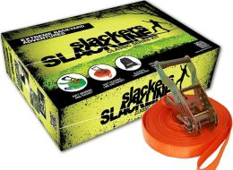 Slackers Slackline 50 Ft. Classic Kit with Bonus