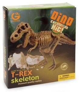 Dino Excavation Kit - T-Rex Skeleton