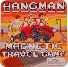 Travel Hangman Game