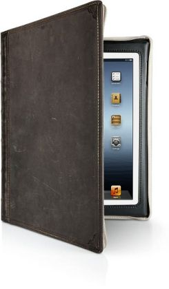 BookBook Vintage Brown Case for iPad 2nd/3rd Gen Only