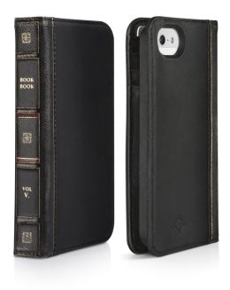 BookBook for iPhone 5 in Classic Black