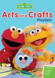 Video/DVD. Title: Sesame Street: Arts and Crafts Playdate