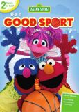 Video/DVD. Title: Sesame Street: Be a Good Sport
