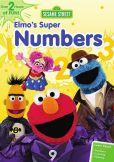 Video/DVD. Title: Sesame Street: Elmo's Super Numbers