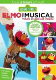 Video/DVD. Title: Sesame Street: Elmo the Musical, Vol. 2: Learn and Imagine