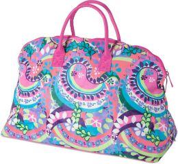 Paisley Punch Weekender Bag
