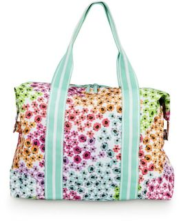 Garden Party Travel Tote