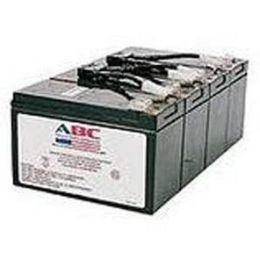 Abc Replacement Battery Cartridge No.8 For Apc Systems