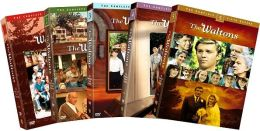 Waltons: Complete Seasons 1-5