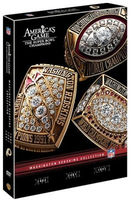 NFL: America's Game - The Super Bowl Champions, Washington Redskins Collection