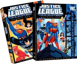 Justice League Unlimited: Seasons One and Two