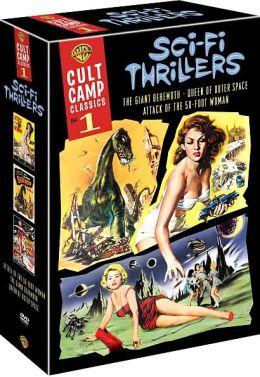Cult Camp Classics, Vol. 1 - Sci-Fi Thrillers