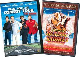 Blazing Saddles / Blue Collar Comedy Tour: the Movie