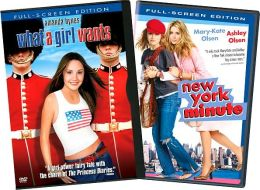 What a Girl Wants / New York Minute