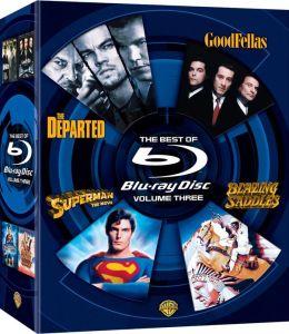 Best of Blu-Ray, Vol. 3