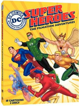 DC Super Heroes - The Filmation Adventures