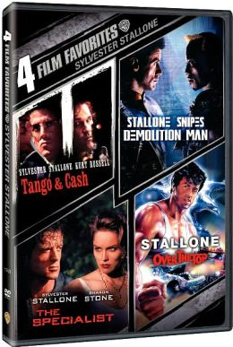 Sylvester Stallone: 4 Film Favorites