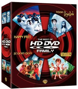 Best of Hd Dvd: Family