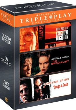 Action Adventure Triple Play Collection