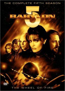 Babylon 5 - Complete Fifth Season