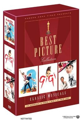 Best Picture Collection 2: Classic Musicals / Mov