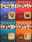 Friends: Complete First Four Seasons