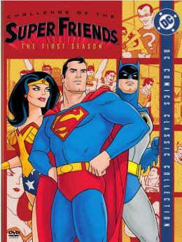 Challenge of the Super Friends: First Season