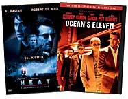 Ocean's Eleven / Heat