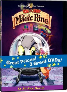 Tom and Jerry Collection: Greatest Chases/the Magic Ring/the Movie