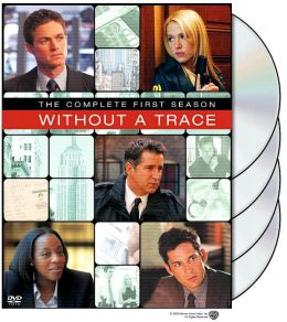 Without a Trace - The Complete First Season