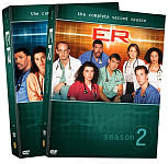 Er: the Complete First and Second Seasons