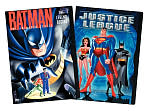 Batman: the Animated Series/Justice League