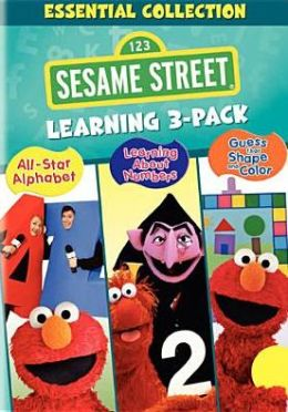 Sesame Street Essential Collection: Learning
