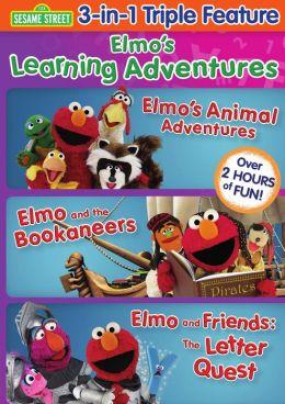 Sesame Street: Elmo's Learning Adventures