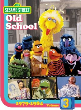 Sesame Street: Old School, Vol. 3 - 1979-1984