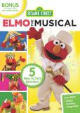 Video/DVD. Title: Sesame Street: Elmo the Musical