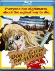 Video/DVD. Title: Don't Go in the Woods