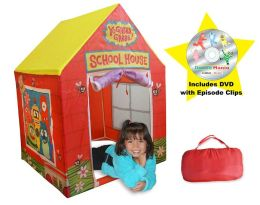 Yo Gabba Gabba Play House-School House Play Tent