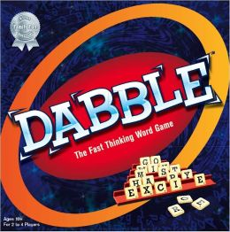 Dabble! The Fast Thinking Word Game